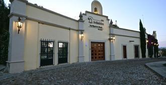 Misión San Miguel de Allende - San Miguel de Allende - Toà nhà
