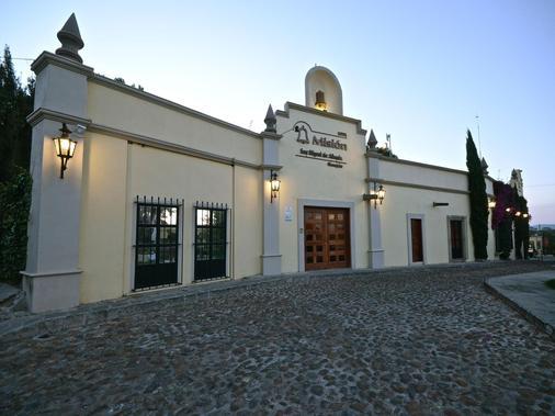 Mision San Miguel de Allende - San Miguel de Allende - Κτίριο