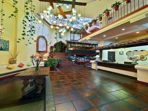 米西翁哈拉帕拉斯公約廣場酒店 - 哈拉帕 - 哈拉帕 - 櫃檯
