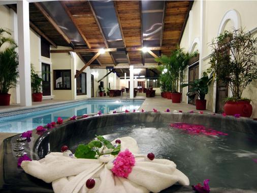 米西翁哈拉帕拉斯公約廣場酒店 - 哈拉帕 - 哈拉帕 - 飯店設施