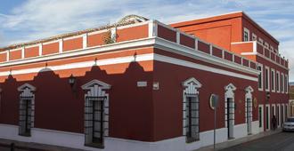 Misión Grand San Cristobal de las Casas - San Cristóbal de las Casas - Toà nhà