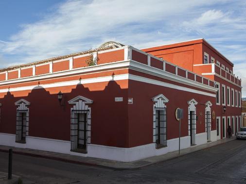 Misión Grand San Cristóbal de las Casas - San Cristóbal de las Casas - Rakennus