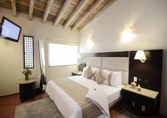 Hotel Misión Grand Valle De Bravo - Valle de Bravo - Phòng ngủ