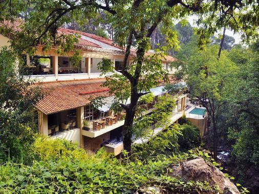 Hotel Misión Grand Valle De Bravo - Valle de Bravo - Toà nhà