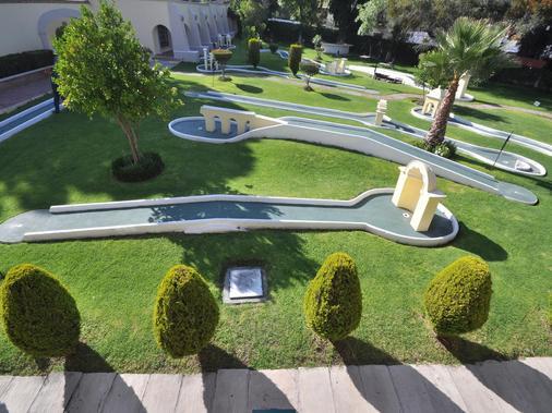 Mision San Miguel de Allende - San Miguel de Allende - Γήπεδο γκoλφ