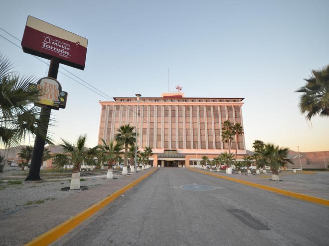 Mision Torreon - Torreón - Rakennus