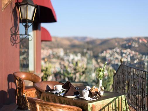 Mision Grand Casa Colorada - Guanajuato - Balcony