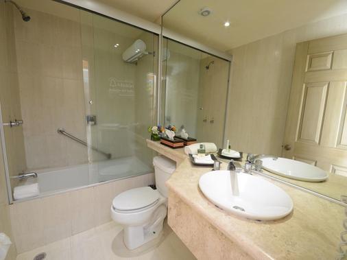 Hotel Misión Grand Valle De Bravo - Valle de Bravo - Phòng tắm