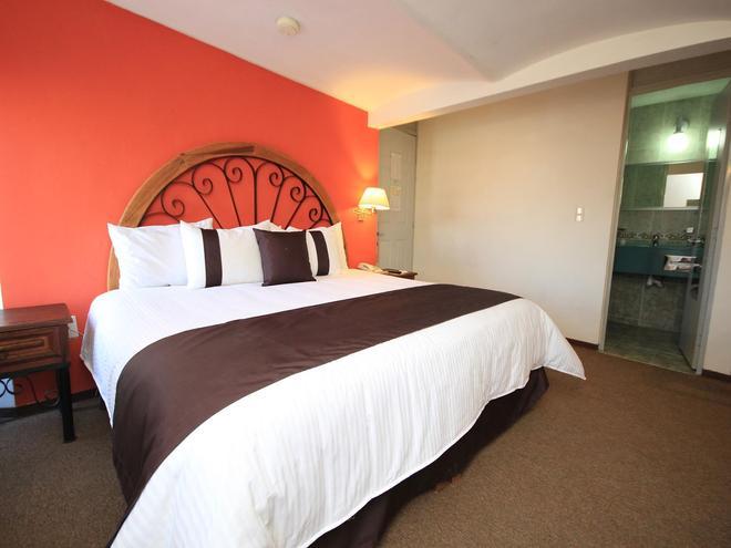 Mision Argento Zacatecas - Zacatecas - Bedroom
