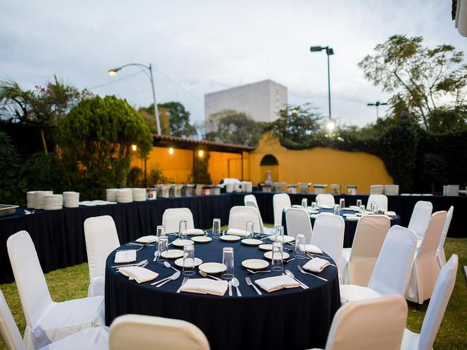 Misión Guadalajara Carlton - Γουαδαλαχάρα - Αίθουσα συνεδριάσεων