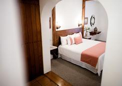 瓜納華托市使命酒店 - 瓜納華多 - 瓜納華托 - 臥室