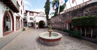Mision Guanajuato - Guanajuato - Rakennus