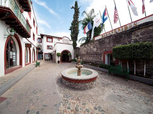 Mision Guanajuato - Guanajuato - Κτίριο
