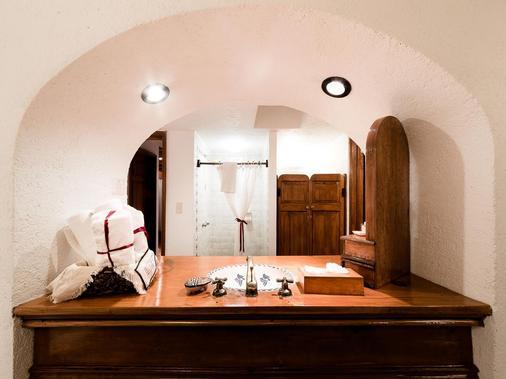 瓜納華托市使命酒店 - 瓜納華多 - 瓜納華托 - 浴室