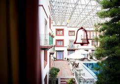 瓜納華托市使命酒店 - 瓜納華多 - 瓜納華托 - 游泳池