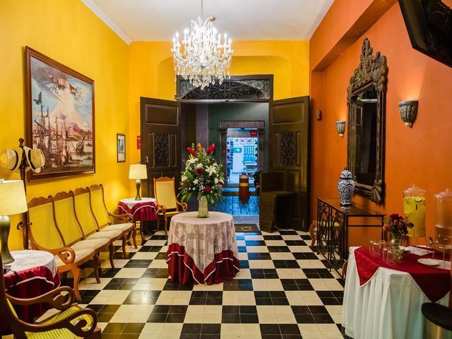 Mision Campeche - Campeche - Σαλόνι ξενοδοχείου