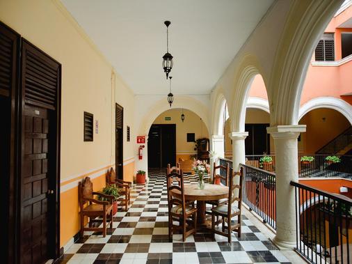 Mision Campeche - Campeche - Hallway