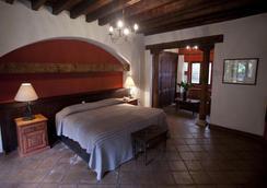 Mision Patzcuaro - Pátzcuaro - Bedroom