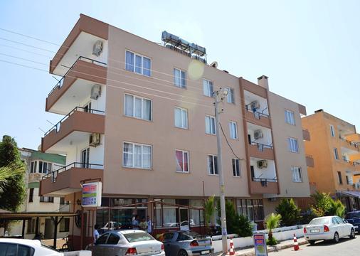 Ahmeda Apart Hotel - Sarimşakli - Building