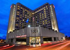 Sheraton Anchorage Hotel & Spa - Anchorage - Building