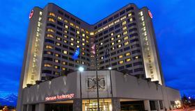 Sheraton Anchorage Hotel & Spa - Anchorage - Building