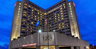 Sheraton Anchorage Hotel & Spa - Anchorage - Edificio