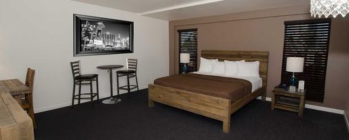 Thunderbird Hotel - Las Vegas - Makuuhuone