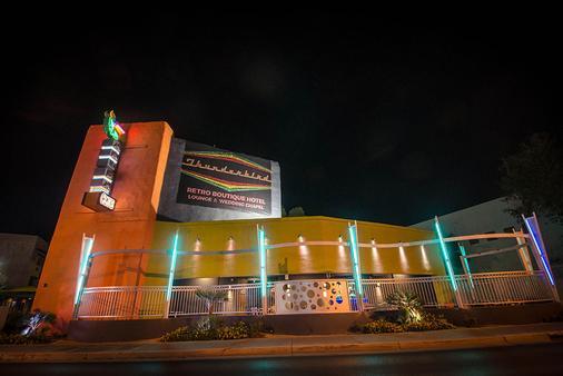 Thunderbird Hotel - Las Vegas - Rakennus