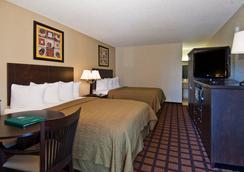 Quality Inn Daytona Speedway I-95 - Daytona Beach - Bedroom