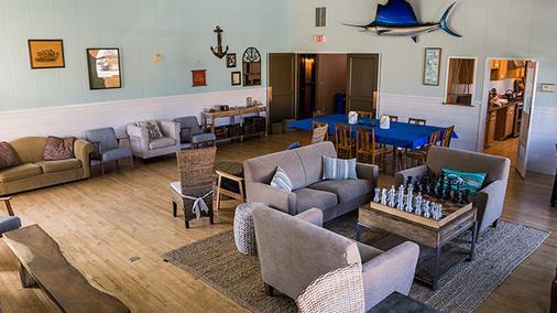 Hi Monterey Hostel - Monterey - Lobby