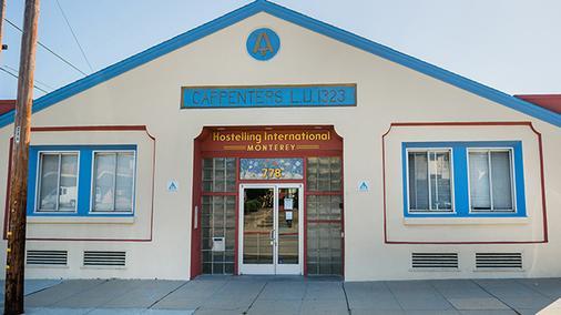 Hi Monterey Hostel - Monterey - Building