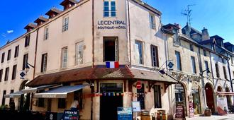 Le Central Boutique-Hôtel - Beaune Centre - Beaune - Rakennus