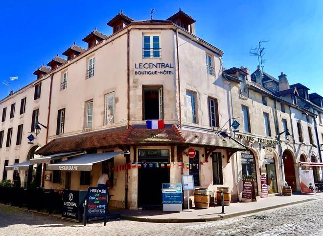 Le Central Boutique-Hôtel - Beaune Centre - Beaune - Building