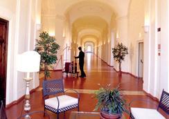 Domus Sessoriana - Rome - Lobby