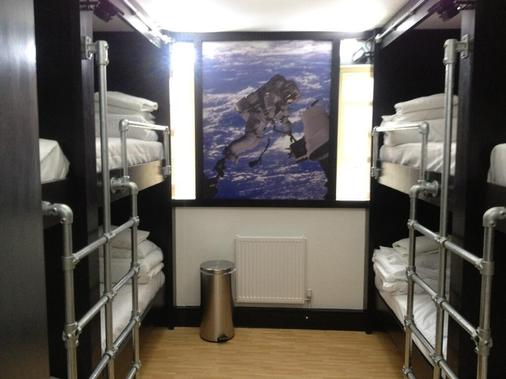 The Fort Boutique Hostel - York - Bedroom