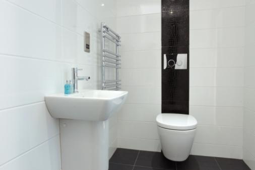 The Fort Boutique Hostel - York - Bathroom