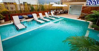 Royal Regency Palace Hotel - ריו דה ז'ניירו - בריכה