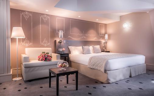 博尚酒店 - 巴黎 - 巴黎 - 臥室