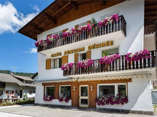 Pension Desiree - Selva di Val Gardena - Building