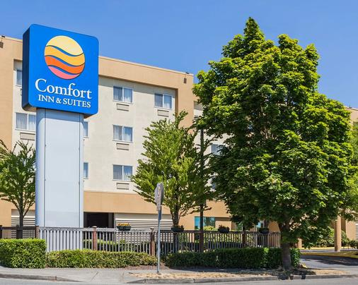 Comfort Inn & Suites - Seattle - Toà nhà
