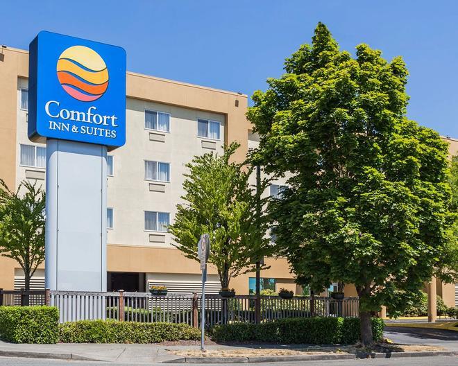 Comfort Inn & Suites - Σιάτλ - Κτίριο