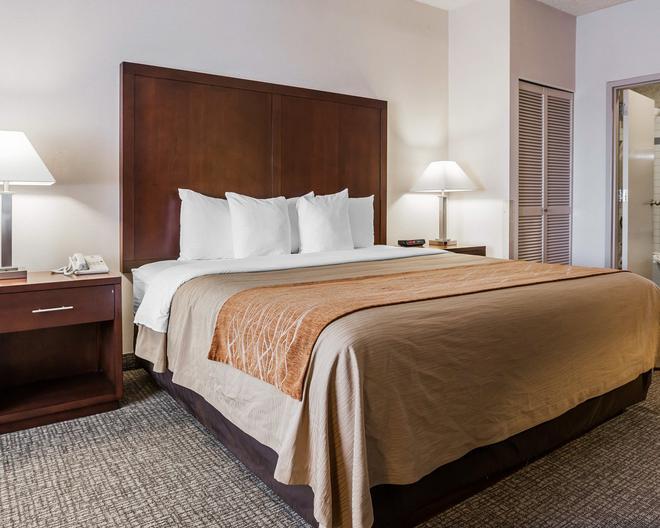 西雅圖凱富套房酒店 - 西雅圖 - 西雅圖 - 臥室