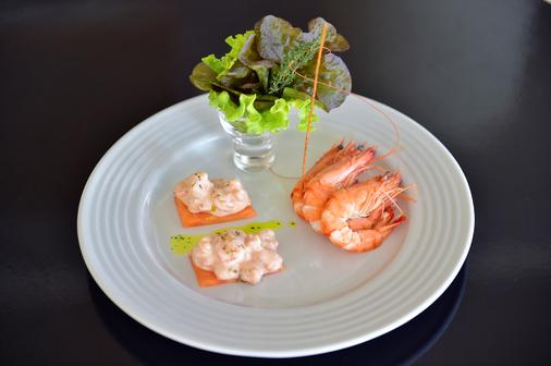 佩斯塔納長廊海洋度假村酒店 - 芳夏爾 - 豐沙爾 - 飲食