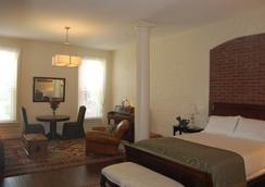 The Barrington - Great Barrington - Schlafzimmer
