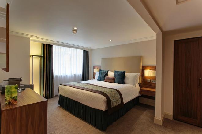 Amba Hotel Marble Arch - Lontoo - Makuuhuone