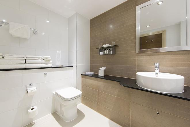 Amba Hotel Marble Arch - Lontoo - Kylpyhuone