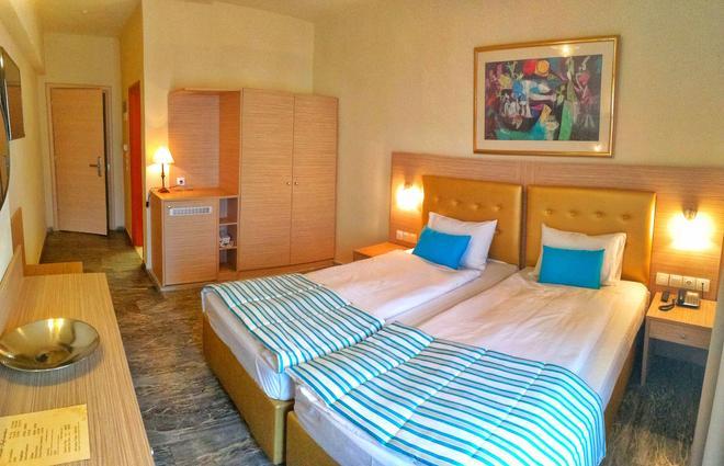 Thalia Deco City & Beach Hotel - Hersonissos - Makuuhuone
