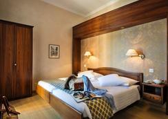 Hotel International au Lac - Lugano - Bedroom