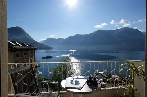 Hotel International au Lac - Lugano - Balcony
