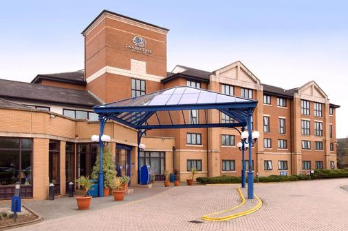 DoubleTree by Hilton Coventry - Coventry - Rakennus